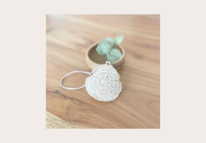覚えると楽しい♪「輪の作り目」かぎ針編みの基本