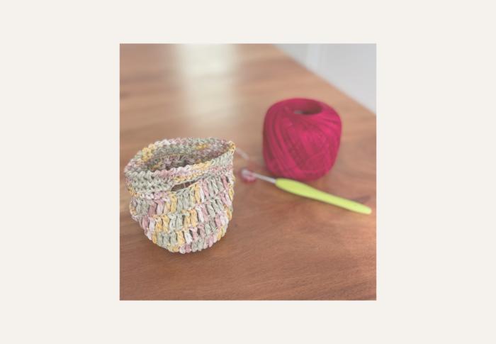 かぎ針編みの基本が学べる《初めてさんのためのBasic Lesson》