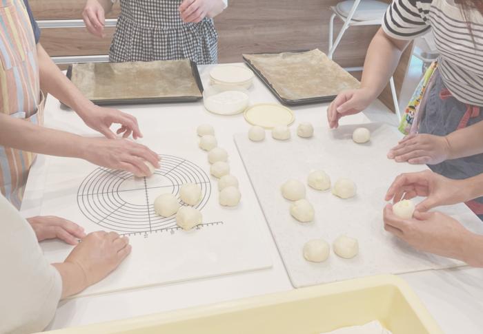 第1回初めてのパン作り教室【自分で作って、焼き立てを食べる幸せ】