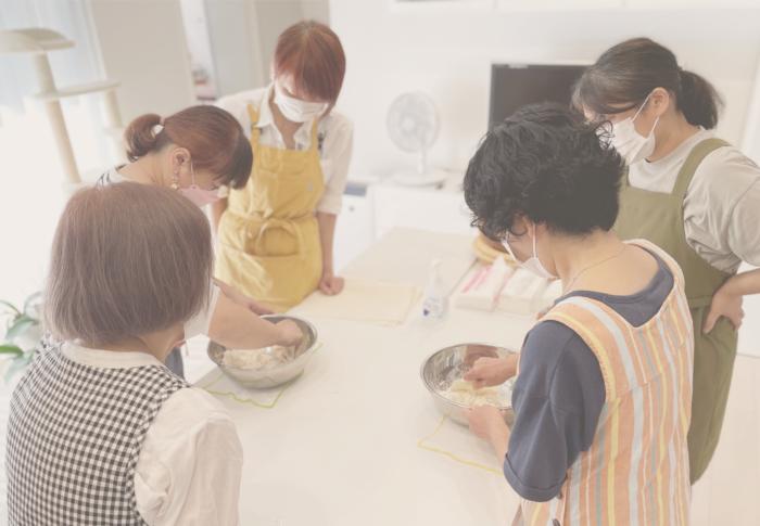 初めてのパン作り教室【内容&感謝】